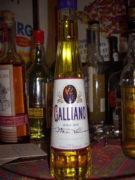 top  galliano drinks  recipes
