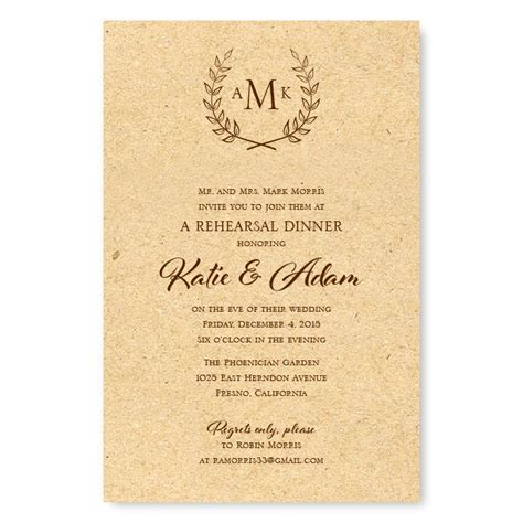 Who Gets Invited To The Bridal Shower by Etiquette Rehearsal Dinner Invitations American Wedding