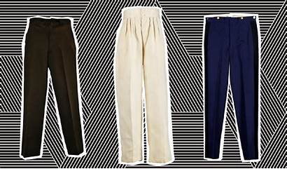 Pants Trousers History Stop Candid Deuteronomy Rip