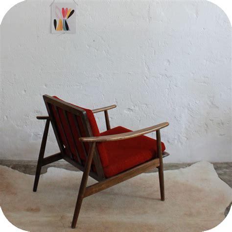 c668 mobilier vintage fauteuil scandinave vintage d