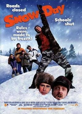 Snow Day (film) Wikipedia