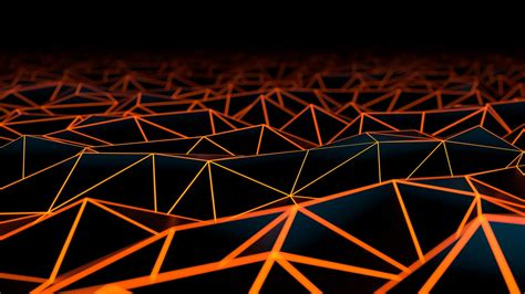 Abstract Black Triangle Wallpaper by Wallpaper Surface Triangles Hd Abstract 13260