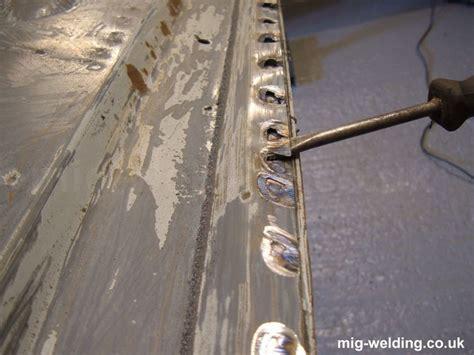 Replacing A Car Floor Panel
