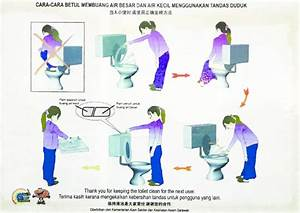3 5  Guidance For Workers On How To Correctly Use Toilets