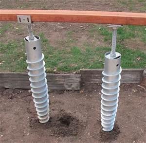 Vis De Fondation Castorama : vis de fondation r glable sp cial terrasse en bois ~ Dailycaller-alerts.com Idées de Décoration