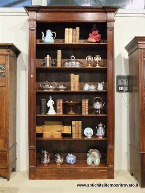 Libreria Piemontese by Antichit 224 Il Tempo Ritrovato Antiquariato E Restauro