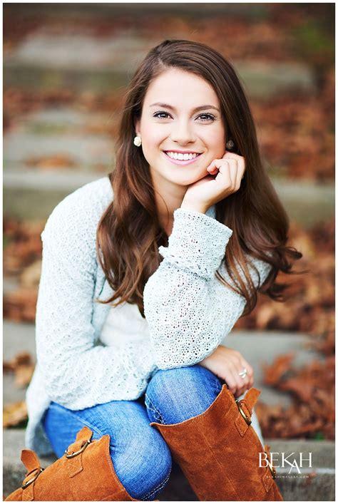 Hannah Senior Portraits In Charlottesville Va Bekah