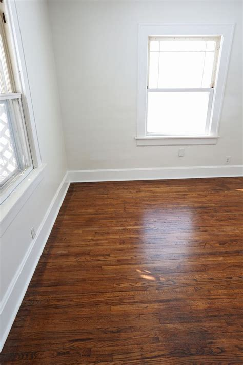 Refinishing Old Wood Floors  A Beautiful Mess
