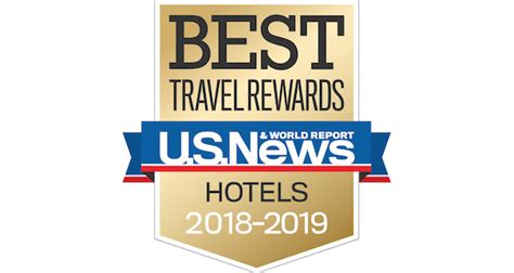 Best Hotel Rewards Program Us News Best Hotel Rewards Programs 2018 19 Lodging