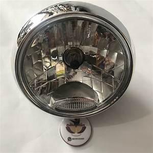 Lampu Depan Reflektor Vixion Bulat Vixion Lama Univesal