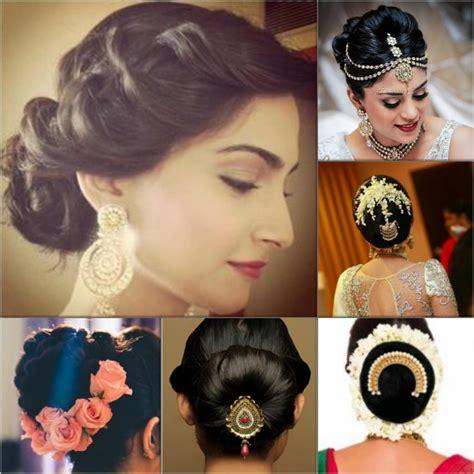 top  hairstyles   indian wedding
