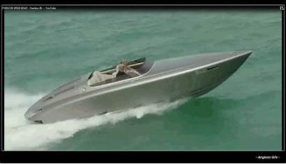 Boat Speed Motor Perahu Transportasi Pengertian Gifs