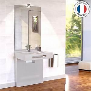 caisson meuble salle de bain meuble de salle de bain With porte d entrée alu avec meuble salle de bain cooke et lewis