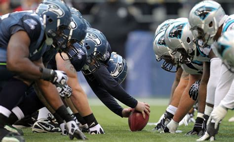 seattle seahawks  carolina panthers betting odds