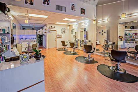 in color salon 5 nail salon interior design ideas