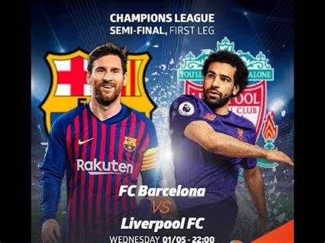 Barcelona Fc Transmision