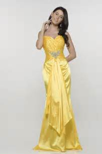 yellow dress for wedding yellow mermaid wedding dresses cherry