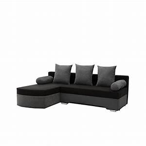Sofa L Form Mit Schlaffunktion : ecksofa smart sofa eckcouch couch mit schlaffunktion und bettkasten ottomane universal l ~ Buech-reservation.com Haus und Dekorationen