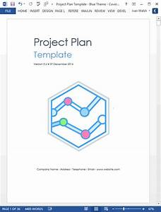 Project Plan Templates  U2013 Ms Word   10 X Excels
