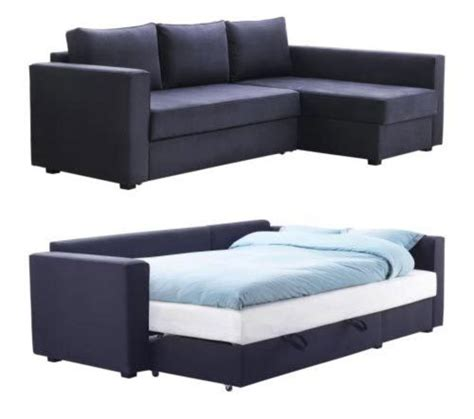 Ikea Manstad Sleeper Sofa by Manstad Sectional Sofa Bed Storage From Ikea Apartment