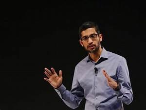 Google CEO Pichai Touts India as Key Testing Ground for ...