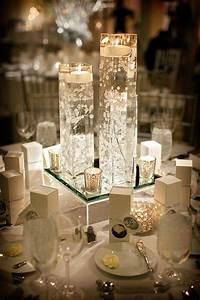 table centerpiece ideas 40 Stunning Winter Wedding Centerpiece Ideas | Deer Pearl Flowers