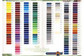 Oracal 751 Color Chart 3m Scotchcal Opaque Graphic Film Serie 100