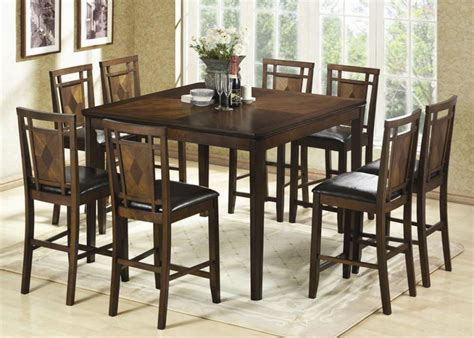 Bar Height Dining Room Table Sets Dining Room Table Height 5 Counter Height Dining