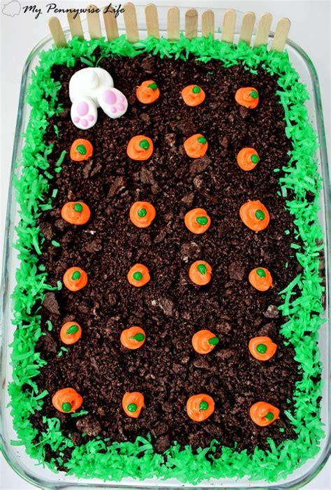 easy easter dirt cake gluten  option included