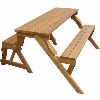 Picnic Bench Table Garden Outdoor Interchangeable Merry