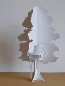 folding tree house by thefoldedforest etsy