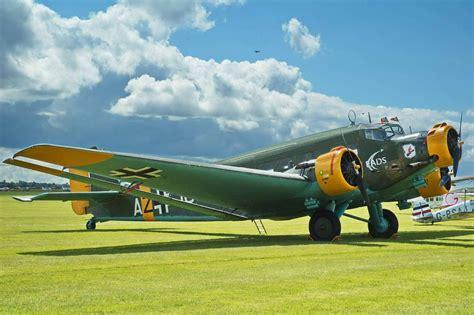 Junkers Ju 52 | Warbirdsflying.com