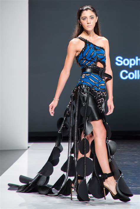 Students' designs shine at Campus Couture Fashion Show ...