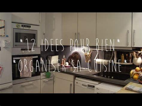 12 idées pour bien organiser sa cuisine