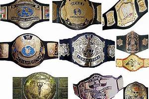 Is the WWE Planning to Unify All of Their Titles Over the ...