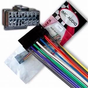 Jvc Kds33 Kds34 Kds35 Kds5050 Kds51 Kds52 Wire Harness Adapter