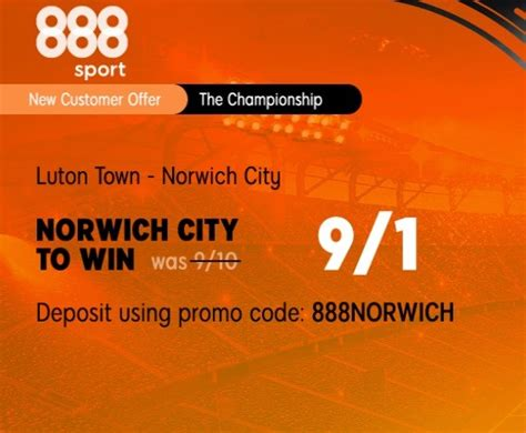Luton Town v Norwich City Price Boost: Get 9/1 Norwich ...