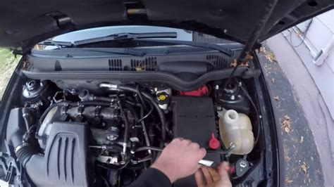 How Chevrolet Cobalt Thermostat Replacement Youtube