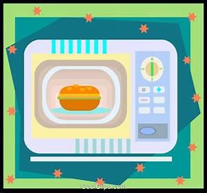 Topf In Mikrowelle : mikrowelle mit topf vektor clipart bild vc005853 ~ Markanthonyermac.com Haus und Dekorationen