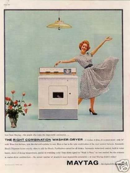 Vintage Household Ads of the 1960s