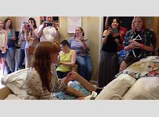 Florence + The Machine Give Private Concert to Teen in