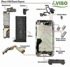 Phone Battery Diagram  Phone  Free Engine Image For User