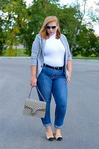 White Bodysuit Outfit || Transition To Fall - March and May