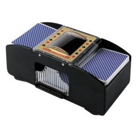If it does, you may want to ask for a card count (it takes less than a minute) or move to another table or casino. Automatic Card Shuffler | Find Me A Gift