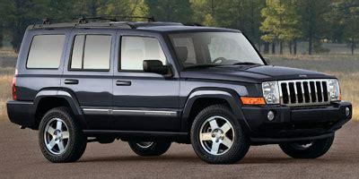 jeep commander specs iseecarscom