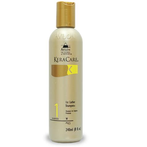Keracare First Lather Shampoo For Swimmers  Hair Salon