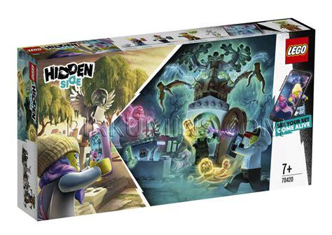 70420 LEGO® Hidden Side Kapsētas noslēpums, no 7+ gadiem ...