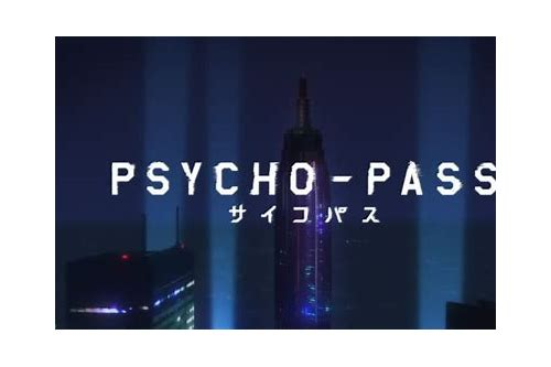 baixar psycho pass episode 6 eng sub