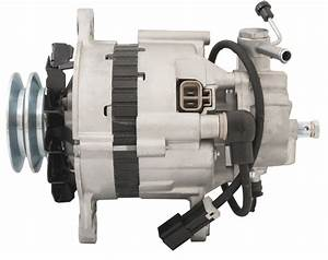Alternator To Fit Nissan Patrol Gq Gu Td42 Navara D21 D22