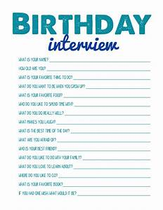 8 Best Images of Printable Fun Birthday Games   Birthday Party Games Ideas, Free Printable